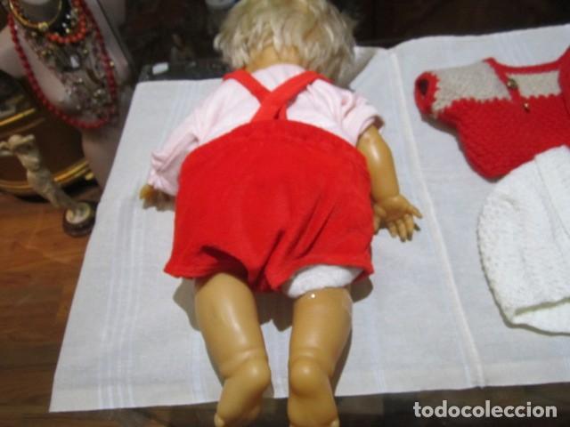 Muñecas Españolas Modernas: Muñeco bebé de Berjusa. Todo goma blanda. Articulado. 50 cms. altura. - Foto 12 - 111335271