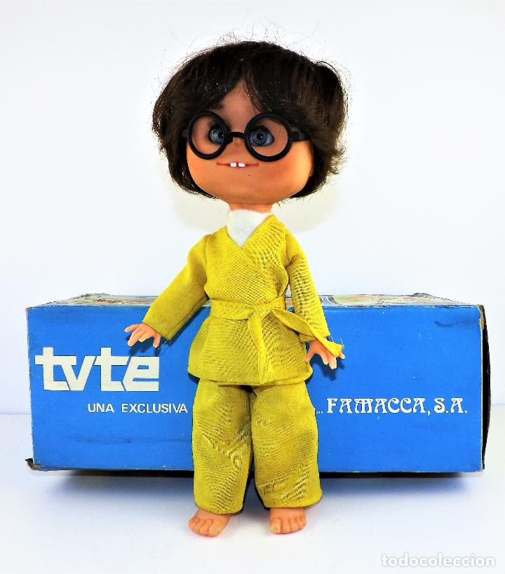 FAMACCA TVE LOS TELEVICENTES. RAFA (Juguetes - Otras Muñecas Españolas Modernas)