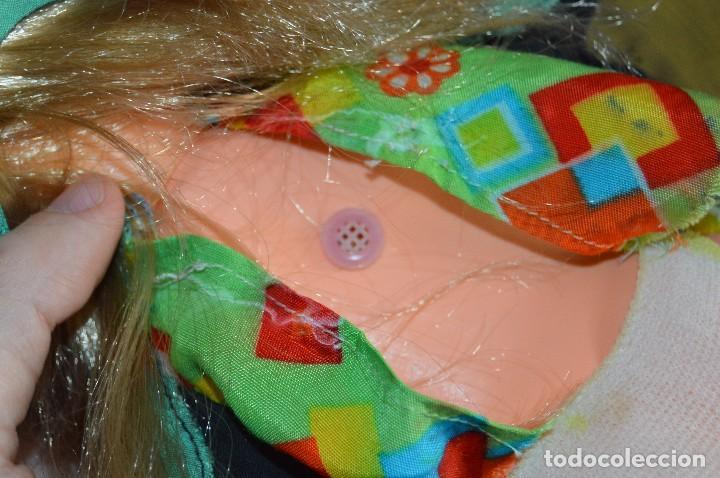 Muñecas Españolas Modernas: VINTAGE Y ANTIGUA - MUÑECA INGRID DE BB - AÑOS 70 - MADE IN SPAIN - MIRA LAS FOTOS - HAZ OFERTA - Foto 16 - 112339683