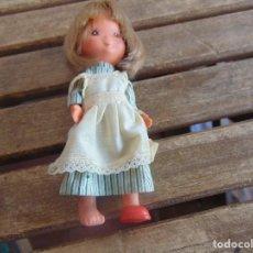 Muñecas Españolas Modernas: MUÑECA LAURA DE LAS MONTAÑAS DE TOYSE. Lote 112371795