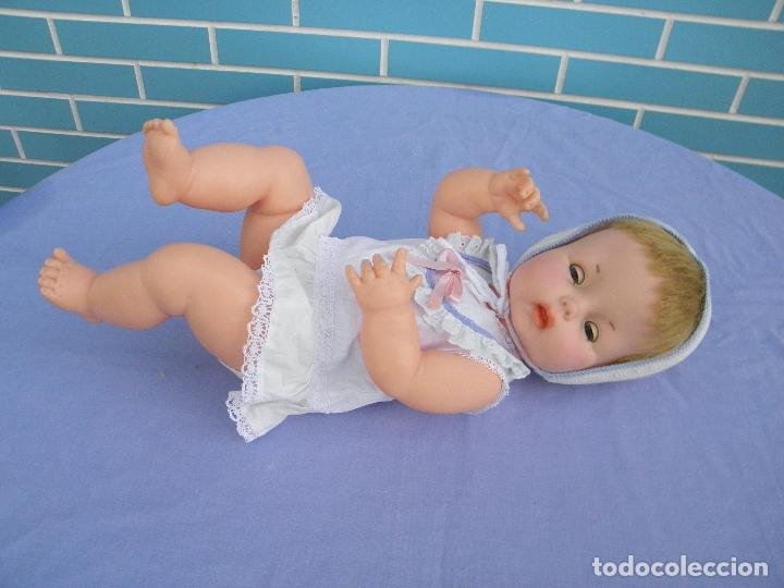 Muñecas Españolas Modernas: Muñeca bebé Chiltern antigua inglesa - Foto 2 - 112812371