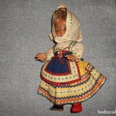 Muñecas Españolas Modernas: PRECIOSA MUÑECA LINDA PIRULA, CON TRAJE REGIONAL. MUÑECAS ALBA. Lote 112882199