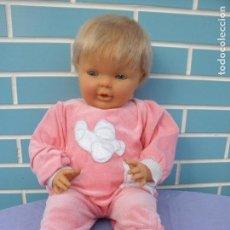 Muñecas Españolas Modernas - Muñeco bebé Baby Glotón de Berjusa - 113481039