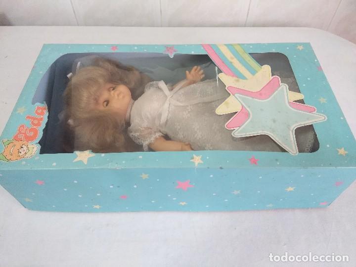 Muñecas Españolas Modernas: MUÑECA/ PRIMERA COMUNION EDA/ EN CAJA/NUEVA ¡¡¡¡¡ - Foto 5 - 218466733