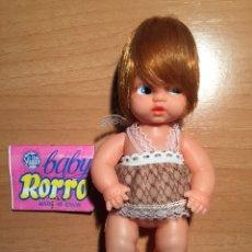 Muñecas Españolas Modernas: MUÑECA BABY RORRÓ DE SILQUI. AÑOS 70. Lote 114822254