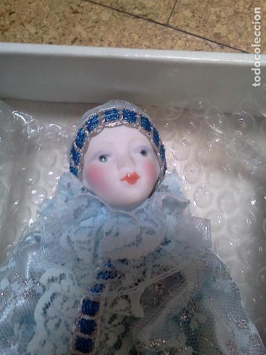 MUÑECA DE PORCELANA RAMON INGLES. (Juguetes - Otras Muñecas Españolas Modernas)