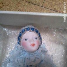 Muñecas Españolas Modernas: MUÑECA DE PORCELANA RAMON INGLES.. Lote 63794135
