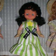 Muñecas Españolas Modernas: MUÑECA GRANDE ESPAÑOLA SIN MARCA AÑOS 70 NECESITA ASEO 44 CM PARECIDA HA GUENDOLINA. Lote 115043863