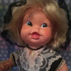 Moderne spanische Puppen - PRECIOSA MUÑECA POMPITA CATALANA años 60 - 115397235