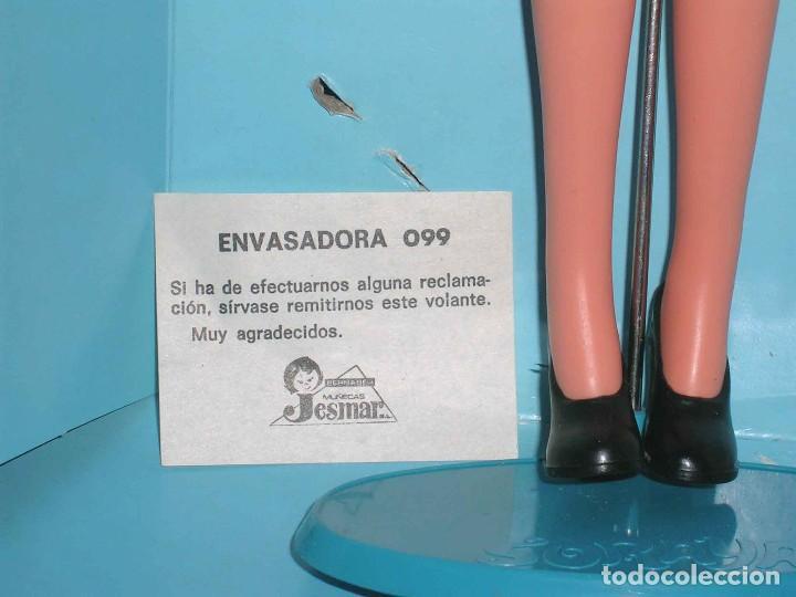 Muñecas Españolas Modernas: Muñeca Soraya fabricada por la casa Jesmar, original año 1975. A estrenar con su caja. - Foto 5 - 115975843
