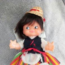Muñecas Españolas Modernas: MUÑECA MADE IN SPAIN AÑOS 80. Lote 116176612