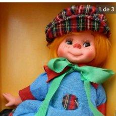 Muñecas Españolas Modernas: CON VÍDEO MUÑECO MUÑECA DE TOYSE PENIQUE TOTO FUNCIONANDO MIDE 48 CM NO NANCY NO FAMOSA. Lote 116186711