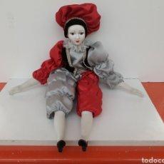 Muñecas Españolas Modernas: MUÑECA PORCELANA. Lote 116332214