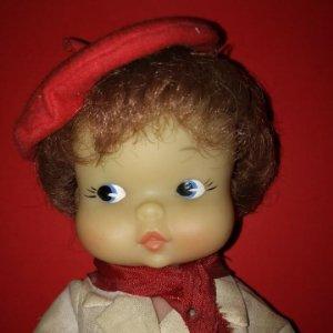 Muñeca 29 cm moza San Fermin