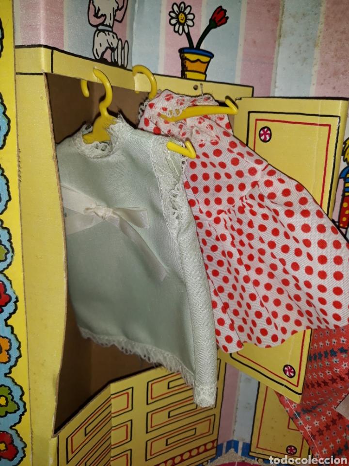 Muñecas Españolas Modernas: Muñeca clásica PSS con armario incluido - Foto 3 - 116732618