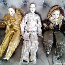 Muñecas Españolas Modernas: LOTE DE MUÑECAS DE PORCELANA AÑOS 70-80. Lote 116858763