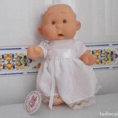 Muñecas Españolas Modernas: MUÑECA NINES DE ONIL. GADIR. 24 CM, NUEVA SIN USO. Lote 117350727