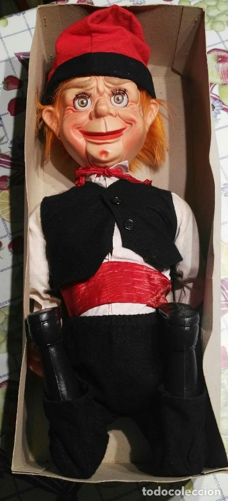 MUÑECO PARLANCHIN (Juguetes - Otras Muñecas Españolas Modernas)