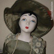 Muñecas Españolas Modernas - muñeca valenciana maesa - 117694599