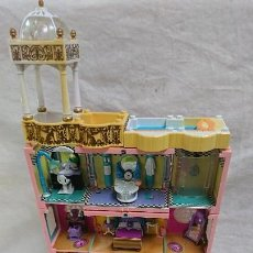 Muñecas Españolas Modernas: CASA MUÑECA POLLY POCKET BLUEBIRD DELUXE MANSIÓN DREAM BUILDERS BLUEBIRD AÑO 1999. Lote 117976715