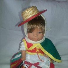 Muñecas Españolas Modernas: MUÑECO D'NENES DE CARMEN GONZALEZ. ONIL . Lote 118731207