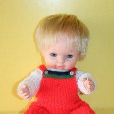 Muñecas Españolas Modernas: MUÑECO BABY MOCOSETE DE TOYSE MADE IN SPAIN - AÑOS 70. Lote 119080499