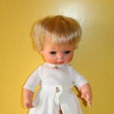 Muñecas Españolas Modernas: MUÑECO BABY MOCOSETE DE TOYSE MADE IN SPAIN - AÑOS 70. Lote 119081471
