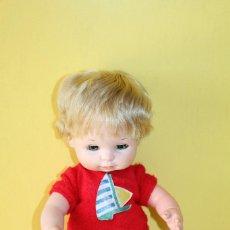 Muñecas Españolas Modernas: MUÑECO BABY MOCOSETE DE TOYSE MADE IN SPAIN - AÑOS 70. Lote 119082247