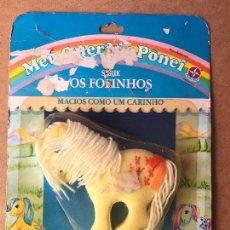 Muñecas Españolas Modernas: MI PEQUEÑO PONY DE BRASIL - MEU QUERIDO PONEI - SERIE OS FOFINHOS - MY LITTLE PONY. Lote 121673459