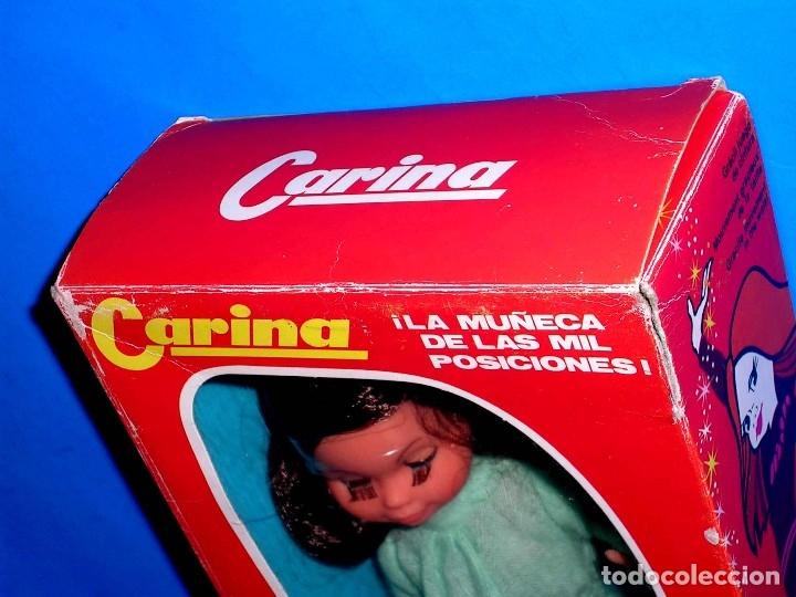 Muñecas Españolas Modernas: Muñeca Carina fabricada por la casa Vicma, original año 1976. A estrenar con su caja. - Foto 10 - 122726858
