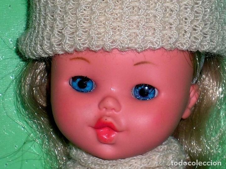 Moderne spanische Puppen: Muñeca Core rubia Alpinista de BB original años 70. A estrenar con su caja y catálogo. - Foto 3 - 122749510
