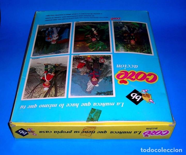 Moderne spanische Puppen: Muñeca Core rubia Alpinista de BB original años 70. A estrenar con su caja y catálogo. - Foto 7 - 122749510