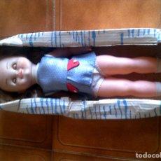Muñecas Españolas Modernas: MUÑECA DE LOS AÑOS 60 MUÑECAS EDA MADE IN SPAIN. Lote 122917635