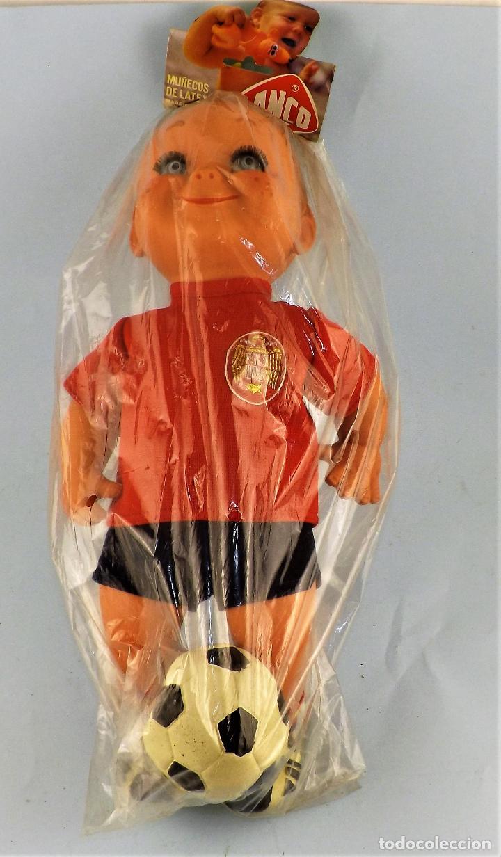En Española Tatet Tato De Fútbol Vendido Venta Selección Muñeco DY2EHIW9