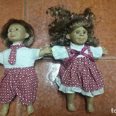 Muñecas Españolas Modernas: PAREJA DE MUÑECOS MUÑECA GESTITOS . Lote 127246715