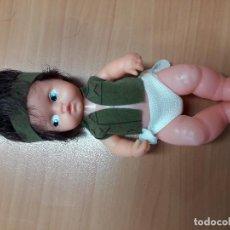 Muñecas Españolas Modernas: 13-00065 BABY RORRO(JOSE QUILIS) BLANCA MORENA -VESTIDO INDIA. Lote 128969243