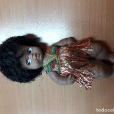 Muñecas Españolas Modernas: 13-00067 BABY RORRO(JOSE QUILIS) NEGRA -VESTIDO AFRICANO. Lote 128970811
