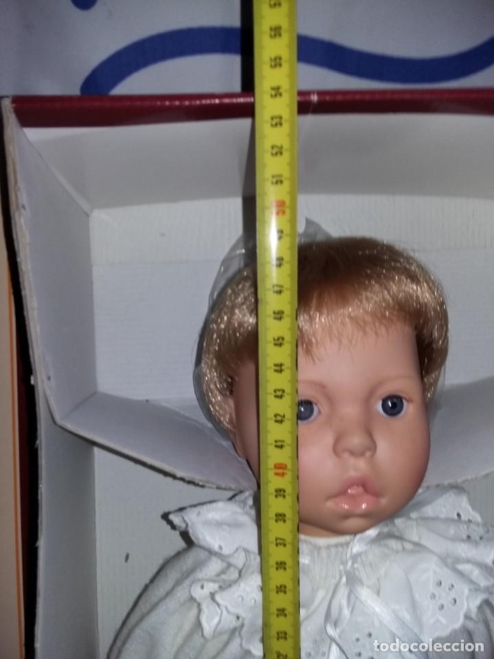 Muñecas Españolas Modernas: divino muñeco marca asi d'azucar onil de gran tamaño nuevo sin uso fotos abajo casi los 50 cm - Foto 4 - 142415533