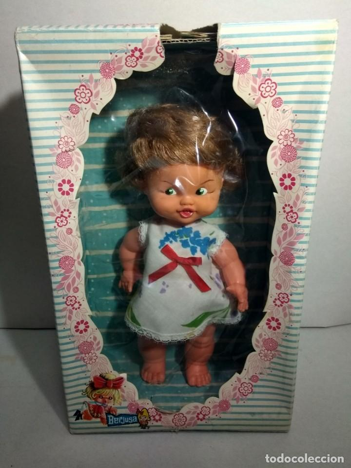 MUÑECA BETTY DE BERJUSA EN CAJA ORIGINAL (Juguetes - Otras Muñecas Españolas Modernas)