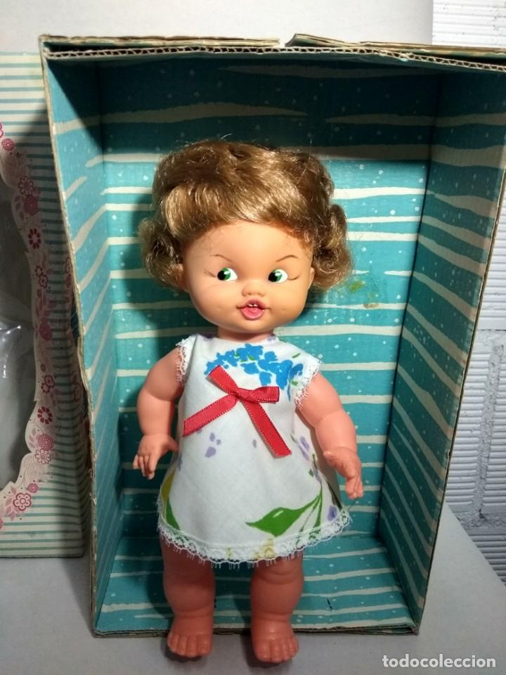 Muñecas Españolas Modernas: muñeca Betty de Berjusa en caja original - Foto 4 - 132649910