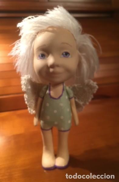 Muñecas Españolas Modernas: Preciosa artesanal angelito,es una muñeca de autor, única y bonita , moderna ,originaly angelical. - Foto 3 - 132939614
