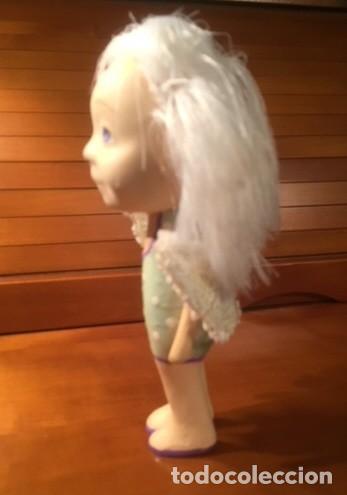 Muñecas Españolas Modernas: Preciosa artesanal angelito,es una muñeca de autor, única y bonita , moderna ,originaly angelical. - Foto 4 - 132939614