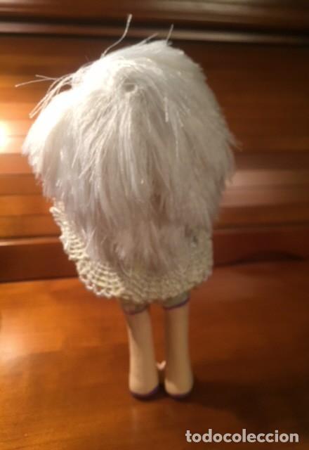 Muñecas Españolas Modernas: Preciosa artesanal angelito,es una muñeca de autor, única y bonita , moderna ,originaly angelical. - Foto 6 - 132939614