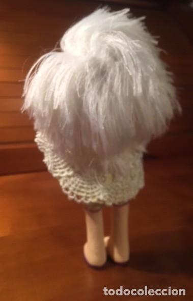 Muñecas Españolas Modernas: Preciosa artesanal angelito,es una muñeca de autor, única y bonita , moderna ,originaly angelical. - Foto 8 - 132939614