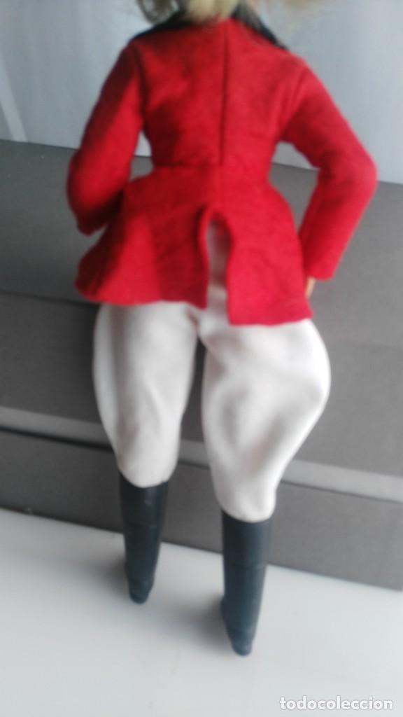 Muñecas Españolas Modernas: ANTIGUA MUÑECA SINDY DE FLORIDO con numeracion en nnuca - Foto 5 - 133807658
