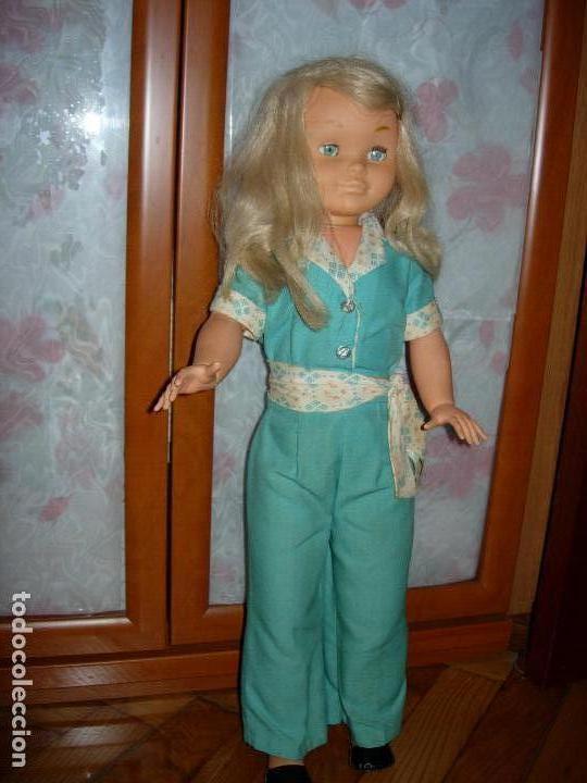 Muñecas Españolas Modernas: Muñeca maniquí de BB, años 60 - Foto 5 - 134796434