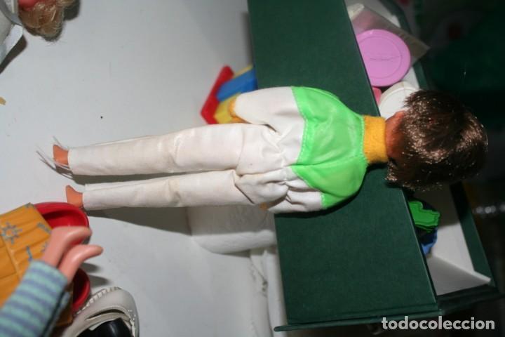 Muñecas Españolas Modernas: antiguo muñeco chabel de feber - Foto 2 - 134972858
