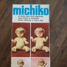 Muñecas Españolas Modernas: MUÑECO MICHIKO DE GAMA AÑOS 60. Lote 135133779