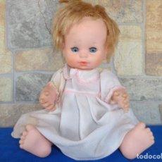 Muñecas Españolas Modernas: TOYSE - ANTIGUO MUÑECO BABY MOCOSETE AÑOS 70/80 VER FOTOS Y DESCRIPCION! SM. Lote 135729499