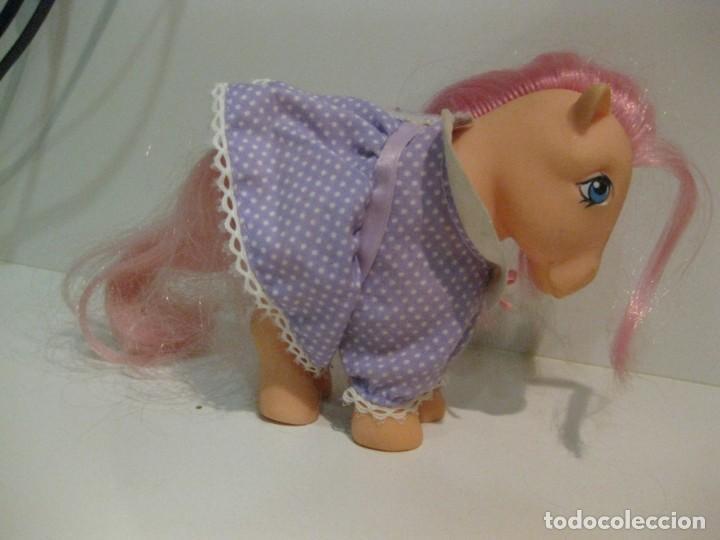 Muñecas Españolas Modernas: mi pequeño pony my little pony haspro pat pend 1982 Italy corazones . con vestido traje ropa - Foto 2 - 136310702